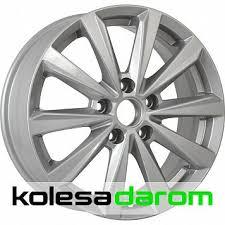 Купить колесный диск <b>КиК Серия Реплика</b> КС737 (ZV 16_Focus ...