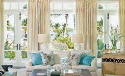 coastal living room designs 15 traditional seaside rooms coastal living style achieve spanish style room