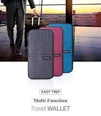 <b>Naturehike</b> Family Passport Holder Wallet with Zipper, Waterproof ...