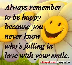 Always Smile Quotes. QuotesGram via Relatably.com