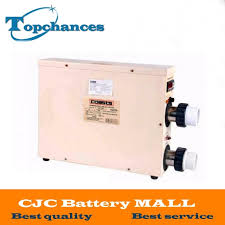 <b>High Quality</b> Brand New 15KW 220V <b>Electric</b> Water Thermostat ...