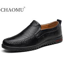 <b>Peas shoes men's autumn</b> casual Korean leather shoes men's ...