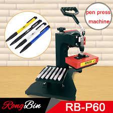 <b>6</b> in <b>1</b> Sublimation Pen Press Machine Pen Printing Ball Pen Heat ...