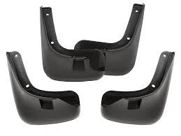 <b>Комплект брызговиков передние</b> + задние (4шт) (седан ...