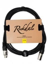 <b>Кабель</b> микрофонный <b>Rockdale</b> MC001.3.3 Microphone <b>cable</b> with ...
