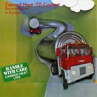<b>Canned Heat</b> : '<b>70</b> Concert - Recorded Live In Europe - Record Shop X