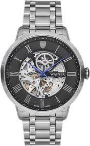 Купить механические <b>часы Wainer</b> в интернет-магазине | Snik.co