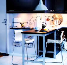 small kitchen tables counter height