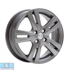 Колесный диск <b>SKAD Багира 6x16/4x100</b> ET52 D54.1 Grey
