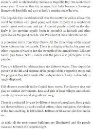 indian republic day essay happy republic day  speech images in english jan  jan  speech in english republicday
