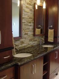 toned bathroom black