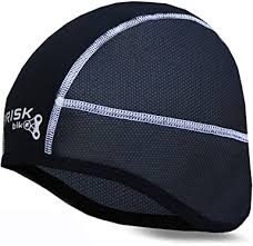 Brisk <b>cycling</b> skull cap under <b>helmet</b> thermal tight fit <b>warm</b> regular ...