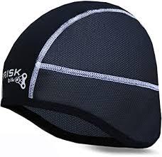 Brisk <b>cycling</b> skull cap under <b>helmet</b> thermal tight fit <b>warm</b> regular ...