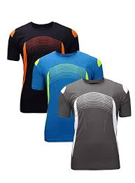 GEEK LIGHTING Men's Athletic Dry Fit Short Sleeve T ... - Amazon.com