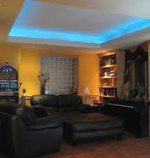 led lighting color wash family room accent lighting cove lighting accent lighting family room