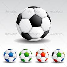 Image result for colorful soccer ball images