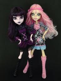 hauntlywood monster high dolls elissabat viperine gorgon