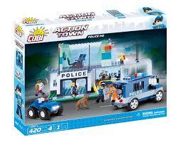 <b>Конструктор COBI Police HQ</b> | в интернет-магазине | mamico.md