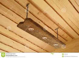 wooden ceiling lamp stock image image wood ceiling light fixtures amazing light wood