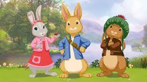 Peter Rabbit <b>Running Wild</b> Game - CBeebies - BBC