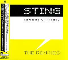 <b>Sting</b> - <b>Brand New</b> Day: The Remixes (2000, CD) | Discogs