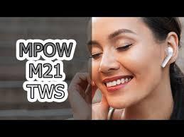 Видео на канале: БЛИЦ | Доступные <b>TWS наушники MPOW</b> M21 ...