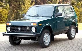 АвтоВАЗ выпустил 2 миллиона Lada 4х4