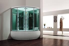 place european bath steam room monalisa m  combined steam room with bathtub foot massager bathroom ac