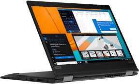 <b>Lenovo ThinkPad X390</b> Yoga 20NN002LRT (черный) | www.gt-a.ru