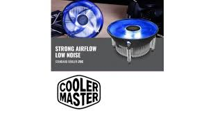 <b>Cooler Master i70C CPU</b> Cooler Blue LED Fan For Intel Socket ...