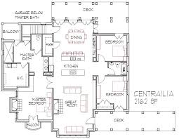 American Open Plan House Designs   Home DecorLatest Floorplang For Open Plan House Designs
