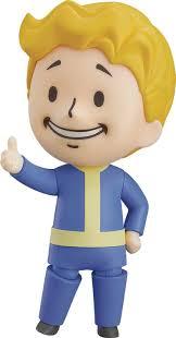 Экшн <b>фигурка</b> Good Smile Fallout: Vault Boy <b>Nendoroid</b> G90909 ...