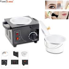 Portable Salon Electric Hot Wax Warmer Heater Deep Cleansing ...