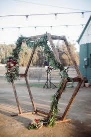<b>Hexagon arch</b> | <b>Wedding</b> Ceremony | <b>Wedding</b> flowers, <b>Wedding</b> ...