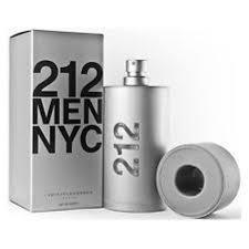 <b>Carolina Herrera 212</b> Eau de Toilette Spray for Men 6.7 Ounce ...