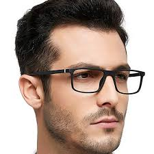 OCCI CHIARI Men Non Prescription Eyeglasses TR90 ... - Amazon.com