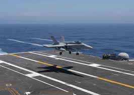 Last <b>Carrier</b> Deployment for Marine Corps Legacy <b>F/A-18</b> Hornets ...