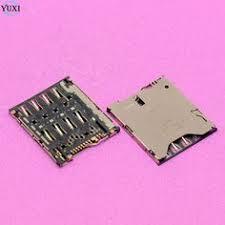 <b>YuXi 2pcs</b> Sim Card Socket Holder Tray Slot Connector For HTC ...