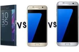Sony Xperia XZ vs Samsung Galaxy S7 vs S7 edge: What's the ...