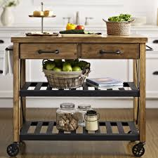 kitchen islands portable carts cutting boards