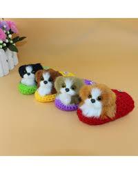 <b>New Arrival Cute</b> Plush Dog Soft Animal Toys Doll Lifelike ...
