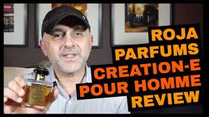 Roja Parfums Creation-E (<b>Enigma</b>) <b>Pour Homme Parfum</b> Review + ...