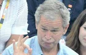 """Sue Ellen Georges W. Bush aurait-il """"repiqué à la soif"""" ? - sue-ellen-georges-w-bush-aurait-repique-soif-L-1"""