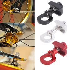 Lergo <b>Bicycle Chain Adjuster</b> Aluminum Alloy Tensor Bikes Upkeep ...