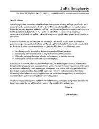 cover letter for teaching s sample cover letter beginning teacher  cover letter for teaching s sample