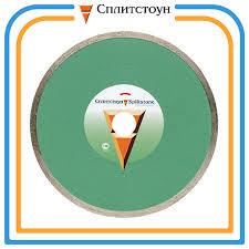 Отрезной <b>алмазный круг</b> Корона (<b>сплошной) по</b> граниту-300 ...