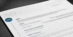 top resume templates ever  the muse modern resume templates the muse