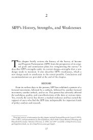 sipp s history strengths and weaknesses reengineering the page 17