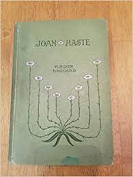<b>Joan</b> Haste. . . .: <b>H</b>. <b>Rider</b>. <b>HAGGARD</b>: Amazon.com: Books