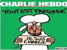 Charlie Hebdo di oggi